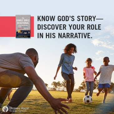 know god's story - discover your role in his narrative