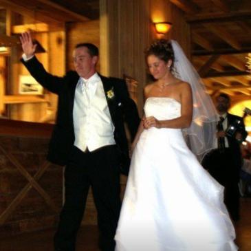 Brandon and Sarah Wells